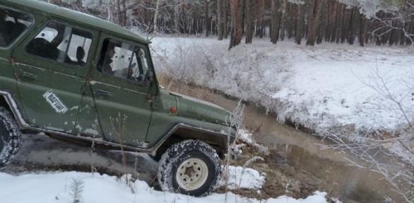 1, 2или 5часов катания навнедорожнике УАЗ откомпании 4×4 Off Road Kazan
