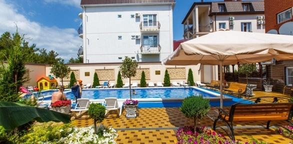 Отдых вГеленджике наберегу Черного моря вгостевом доме «Карина»