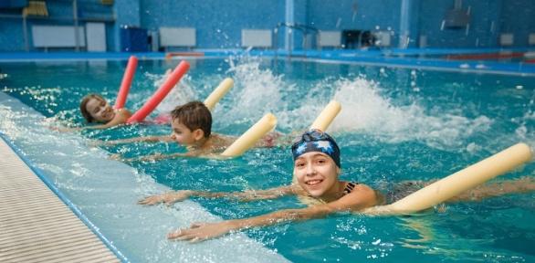 Индивидуальные занятия поплаванию для детей ваквацентре «Виктория»