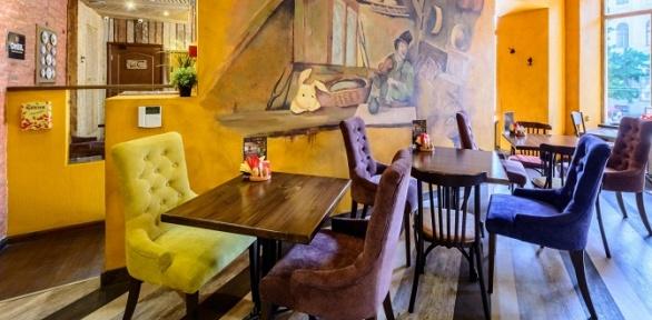 Пивной бутик вресторане Kriek Brasserie