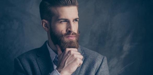 Мужская стрижка, укладка, моделирование бороды вбарбершопе Barber Lab