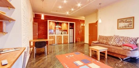 Проживание в апартаментах «СТН на Невском 60»