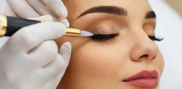 Перманентный макияж в«Кабинете косметолога»