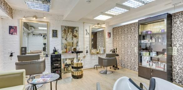 Стрижка, укладка, окрашивание иуход для волос всалоне Shatri Studio