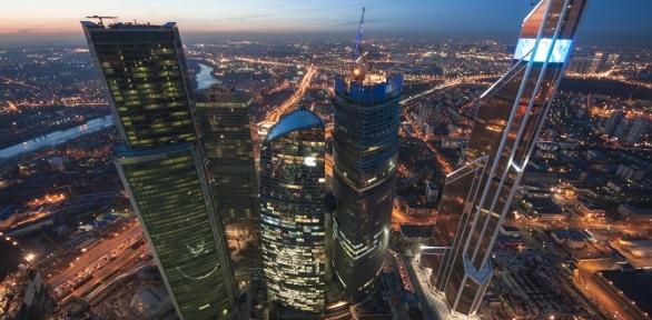 Пешеходная экскурсия поММДЦ «Москва-Сити» отагентства MC`ex