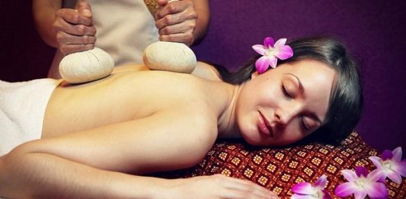 SPA-программа навыбор всалоне тайского массажа ThaiSpa