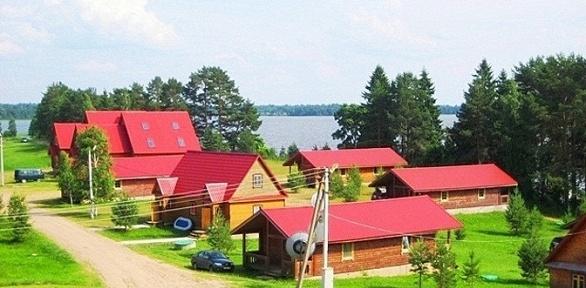 Отдых наберегу озера Селигер вГД«Константинова усадьба»
