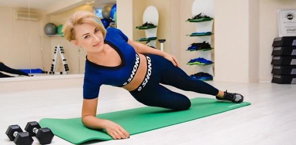 Комплекс фитнес-занятий иWellness-процедур вцентре Lady's Only