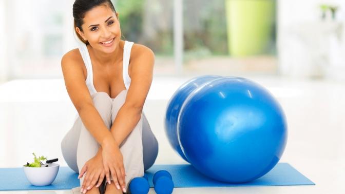 Фитнес Для Похудения Часть. Список лучших упражнений для похудения в домашних условиях для женщин