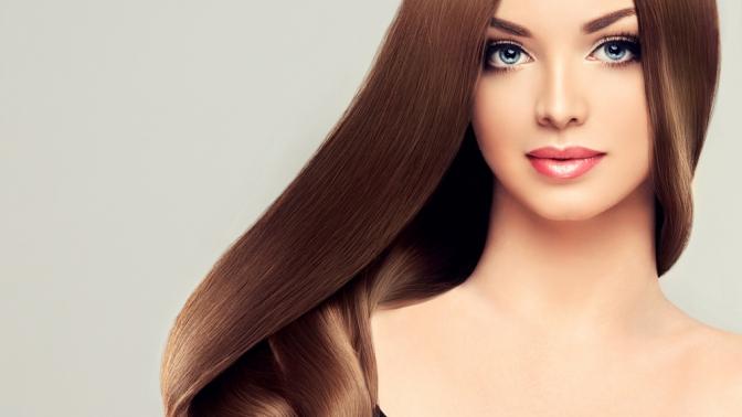 Скидка до 86%. Женская или мужская стрижка, укладка, окрашивание, кератиновое выпрямление, ботокс для волос всалонах красоты Delaila