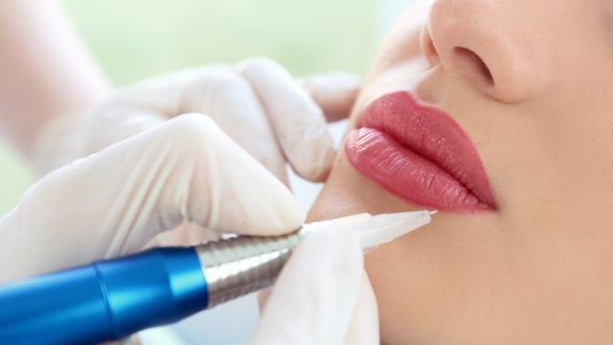 Скидка до 86%. Перманентный макияж бровей, век или губ всалоне красоты «Анель&Е»
