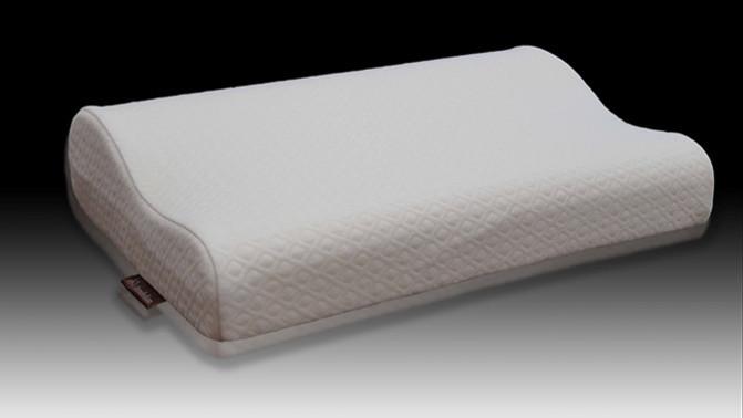 Скидка до 40%. Ортопедическая подушка Pleasure, Dandelion, Classic Graphite Relax или Ttravel Relax