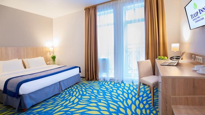 Скидка до 30%. Отдых посистеме «все включено» вномере категории супериор спосещением бассейна иразвлечениями вTulip Inn Sofrino Park Hotel