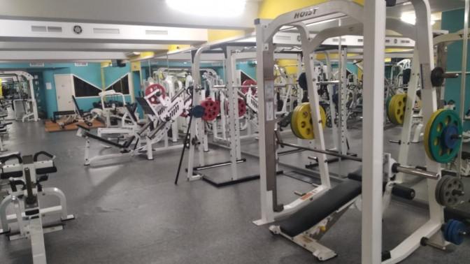 Скидка до 50%. 1 или 3 месяца безлимитного посещения тренажерного зала в «Банно-оздоровительном комплексе на Дубнинской»