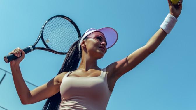 Скидка до 67%. Индивидуальные или групповые занятия большим теннисом всети теннисных клубов Maximatennis