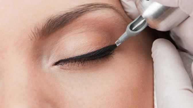 Скидка до 84%. Перманентный макияж бровей, век или губ встудии перманентного макияжа Марии Вишневской